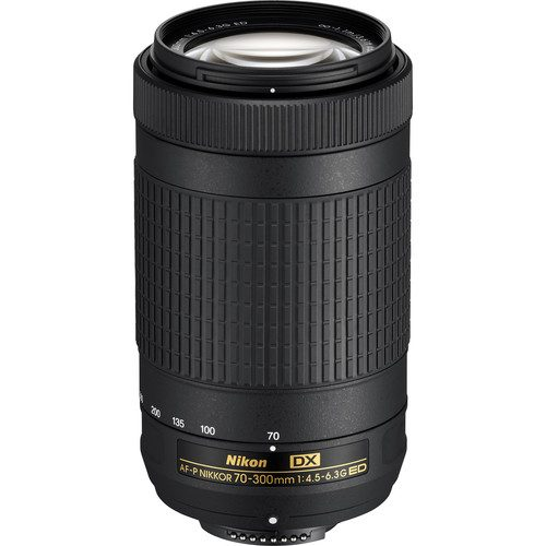 Nikon AF-P NIKKOR 70-300mm ED DX Super-Telephoto