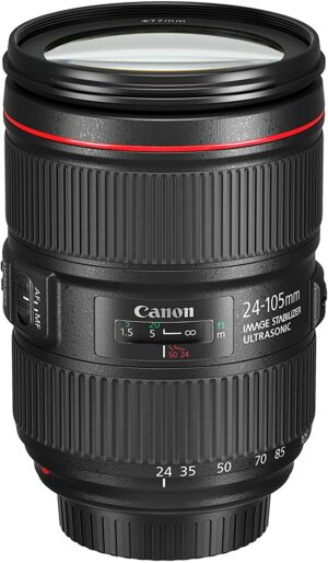 CANON EF 24-105mm f/4L IS II Mark 2 USM Lens