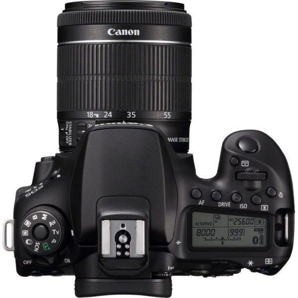Canon EOS 90D Body With 18-55mm and 55-250mm IS STM Zoom