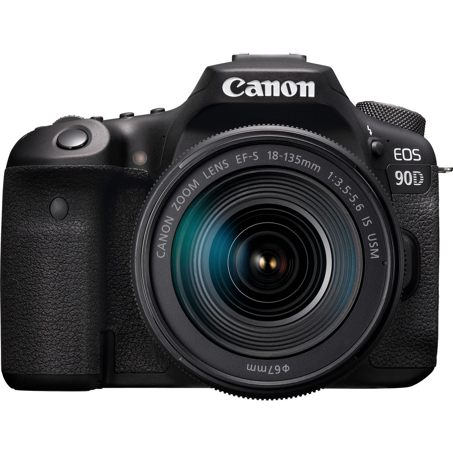 Canon EOS 90D 32.5MP SLR With EF-S 18-135mm IS USM Lens