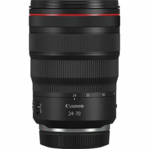 Canon EOS R6 + RF 24-70MM F2.8L IS USM Lens