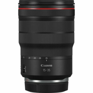 Canon RF 15-35MM F2.8L IS USM Wide Angle Zoom Lens