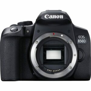 Canon EOS 850D (Body Only) 4K Movies