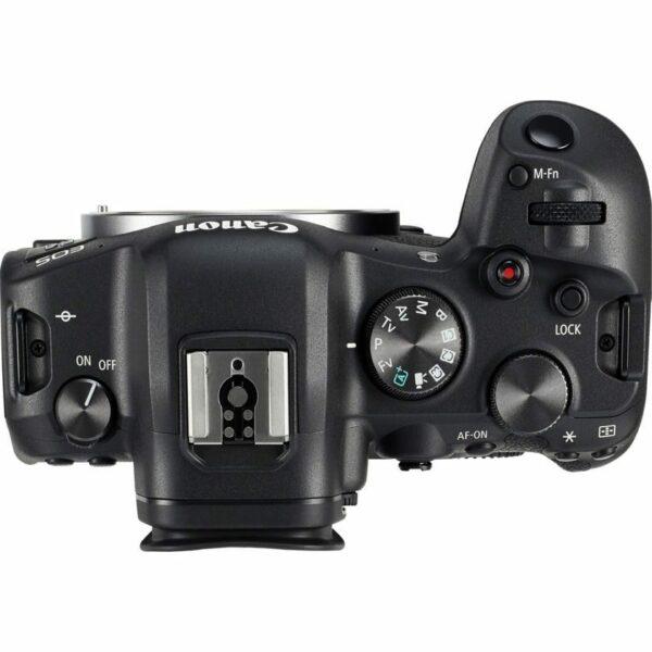 Canon EOS R6 21MP 8K + EOS R Mount Adapter