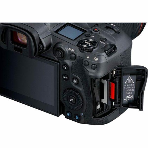 Canon EOS R5 Mirrorless 45MP, 8K