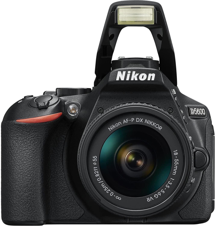 Nikon D5600 + 18-55mm VR + 70-300mm ED DX