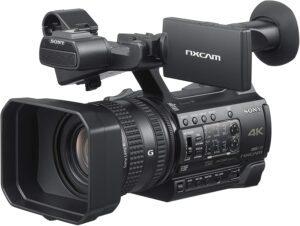 Sony HXR-NX200 NXCAM 4K Professional Camcorder