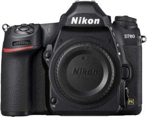 Nikon D780 Body Full Frame 4K UHD