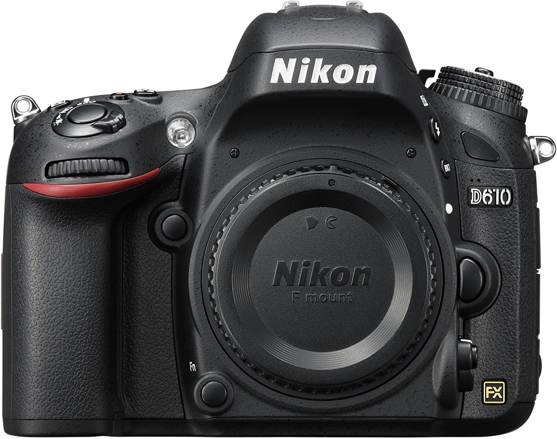 Nikon D610  24.3MP (Body Only)