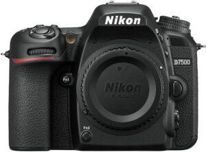Nikon D7500 Digital SLR Camera
