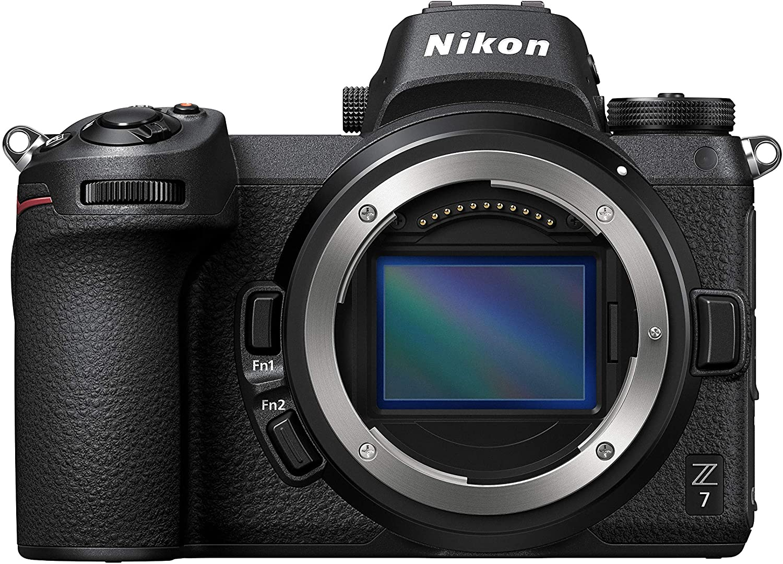 NIKON Z7 Mirrorless 45.7 MP 4K WIFI (Body Only)