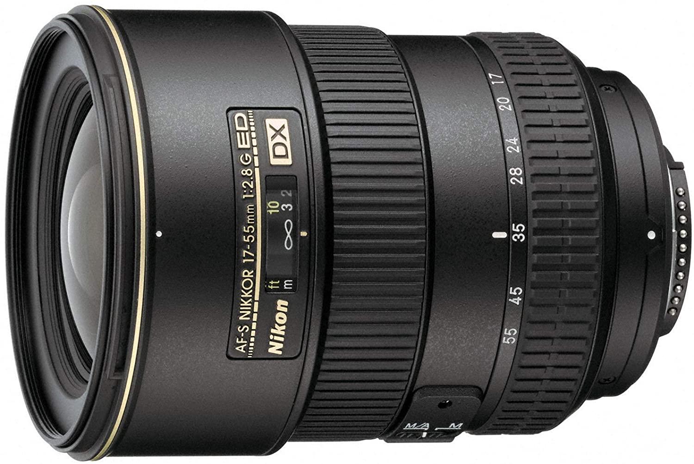 Nikon AF-S DX Nikkor 17-55mm f/2.8G IF-ED Lens