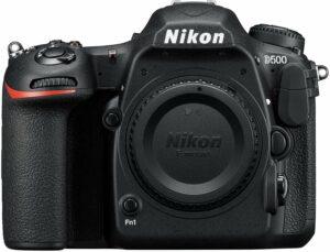 Nikon D500 Digital SLR Camera