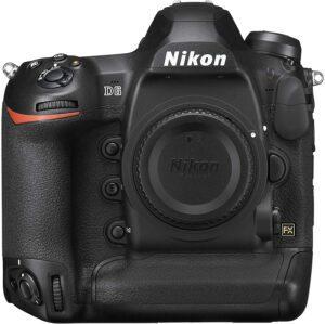 NIKON D6  20.8 MP FX GPS BUILT-IN  (Body) - 2 YEARS WARRANTY