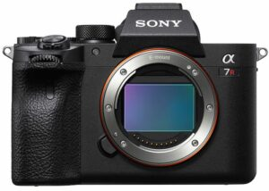 Sony Alpha a7R IV Mirrorless 61.0 Megapixel (Body Only)