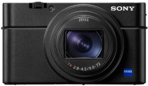 Sony Cyber-Shot RX100 VII Digital Camera 4K