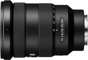 Sony FE 16-35mm f/2.8 GM Full Frame E-Mount