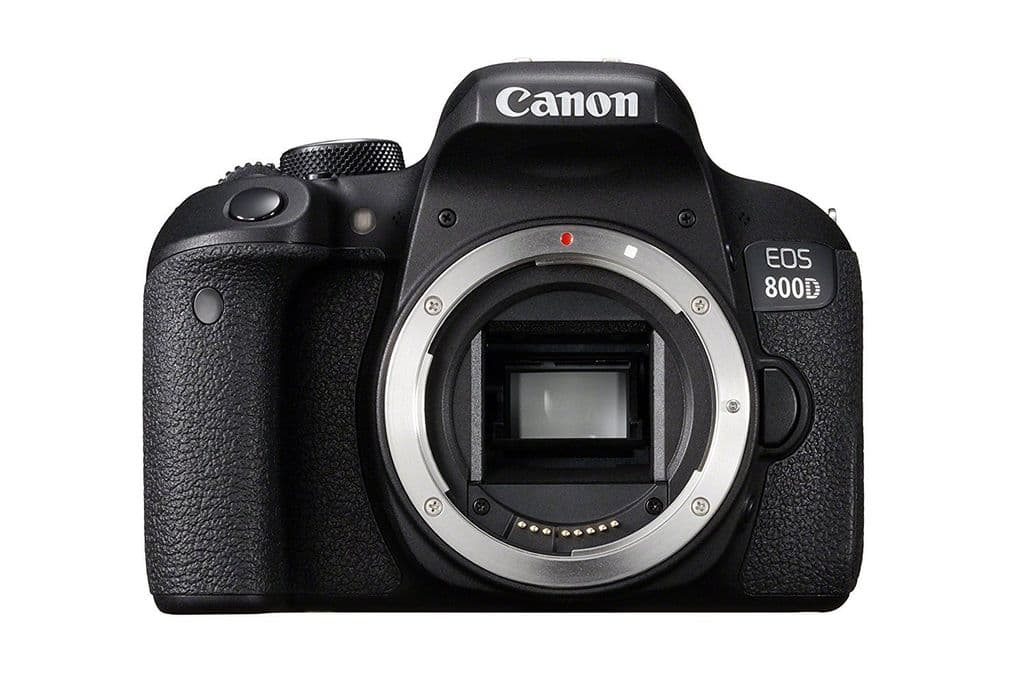Canon EOS 800D 24.2 MP Body Only