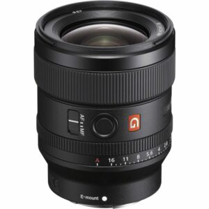 SONY FE 24mm f/1.4 GM Wide Prime Lens (SEL24F14GM)