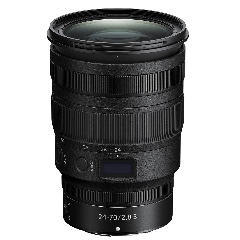 Nikon Nikkor Z 24-70mm f/2.8 S Professional Zoom Lens