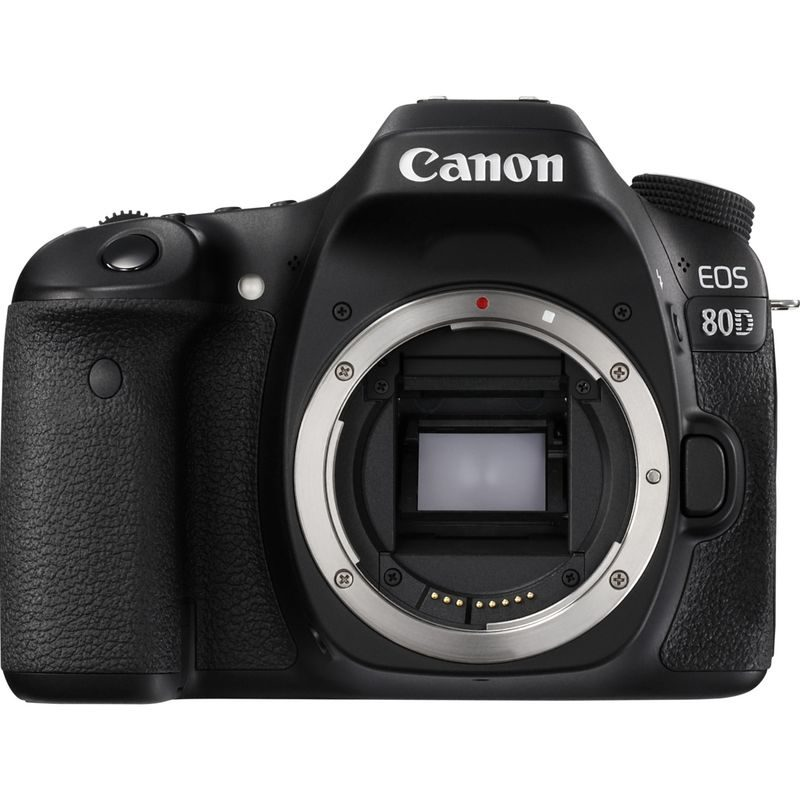 Canon EOS 80D 24.2MP SLR (Body Only)
