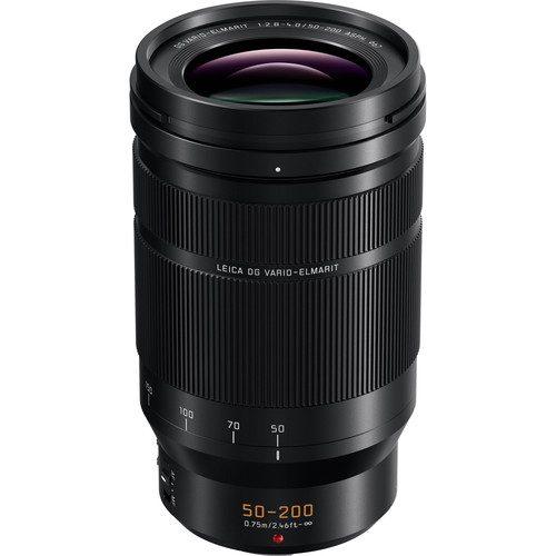 Panasonic Leica DG Vario-Elmarit 50-200mm f/2.8-4 ASPH Lens