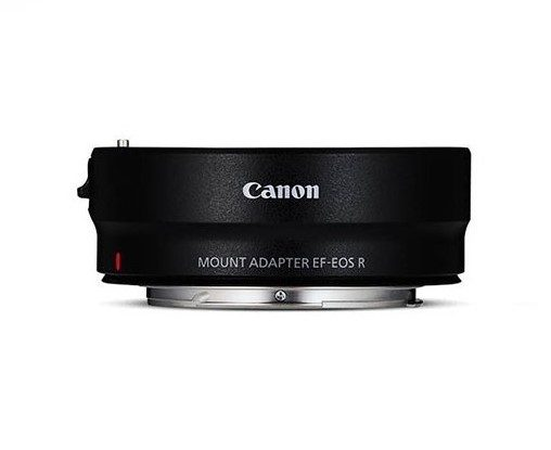 Canon Mount Adapter EF-EOS R For EOS R RP R5 R6