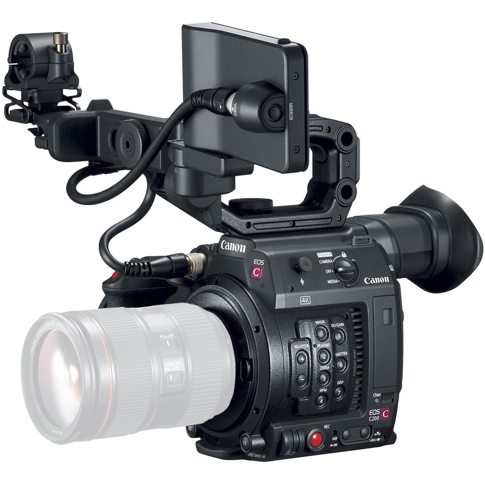 Canon EOS C200 Camcorder Cinema (EF-Mount)