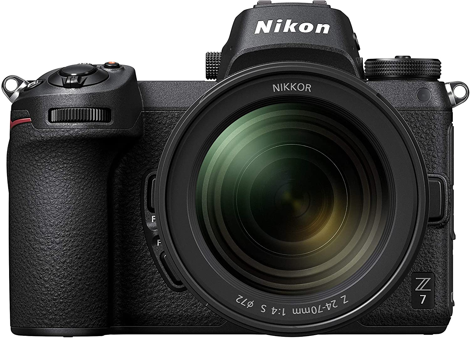 Nikon Z7 With 24-70mm f/4 S Lens and FTZ Mount Adapter