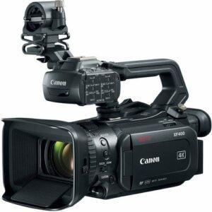 Canon XF400 4K UHD/50P Compact Camcorder