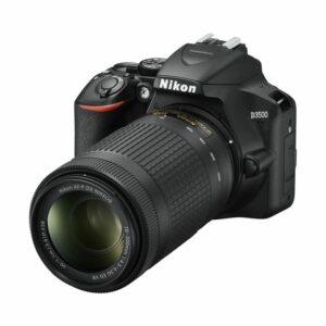 Nikon D3500 DSLR With AF-P NIKKOR 70-300mm ED VR