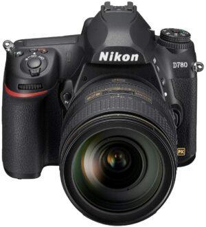 Nikon D780 with AF-S 24-120mm f/4 G ED VR Lens