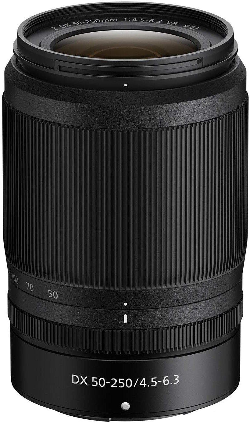 Nikon NIKKOR Z DX 50–250mm f/4.5–6.3 VR Lens