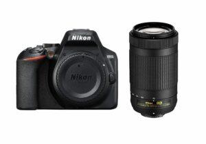 Nikon D3500 DSLR Camera With AF-P NIKKOR 70-300mm ED