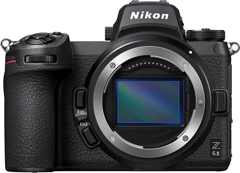 Nikon Z6 II Mirrorless Digital Camera