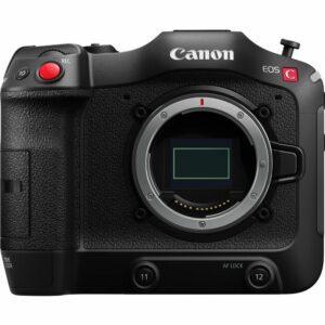 Canon EOS C70 Camera - RF-mount Cinema EOS System