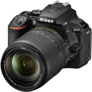 Nikon D5600 SLR With AF-P DX 18-140mm VR Lens