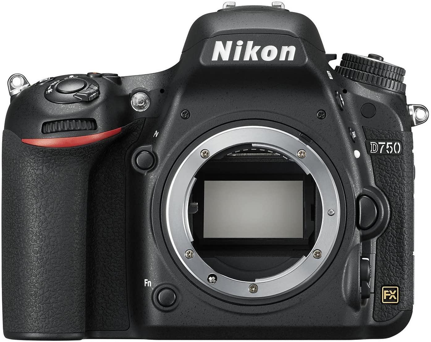 Nikon D750 DSLR Camera