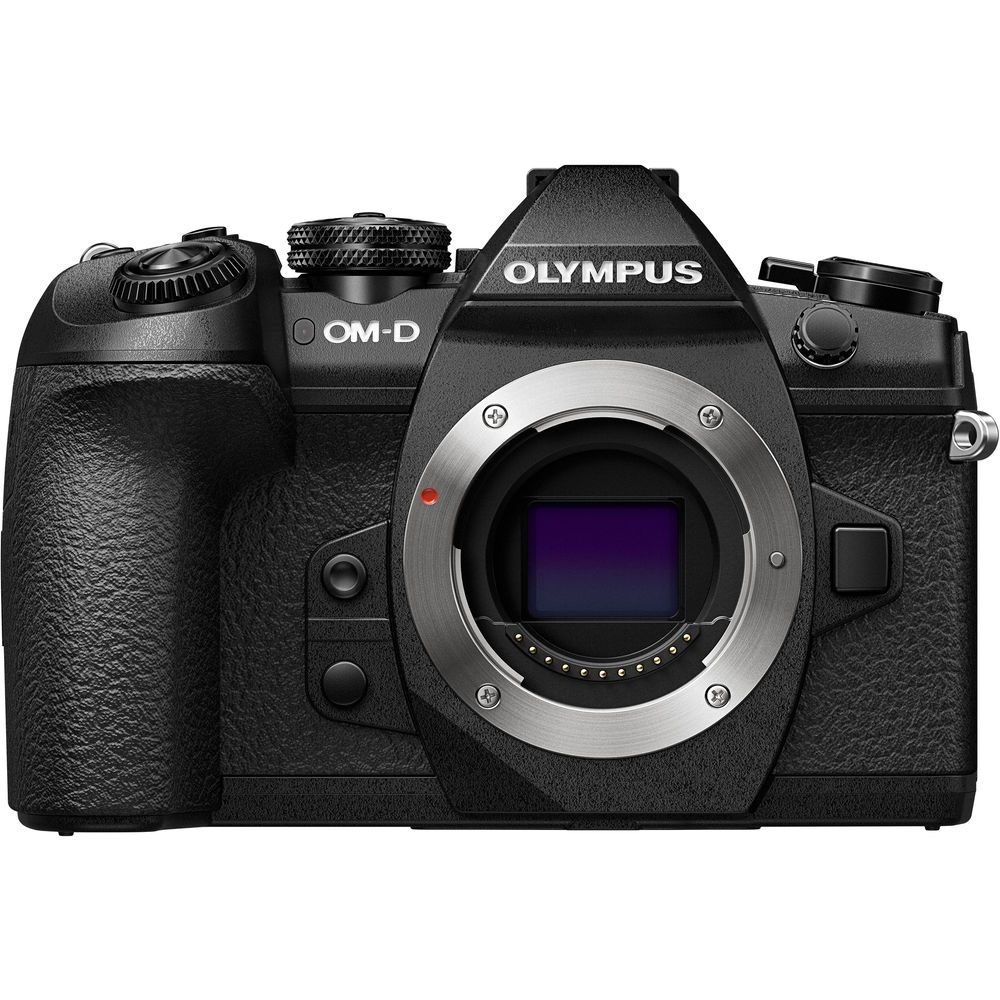 Olympus OM-D E-M1 Mark II Mirrorless Micro Four Thirds Camera Body
