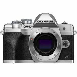 Olympus OM-D E-M10 Mark IV Mirrorless Digital Camera