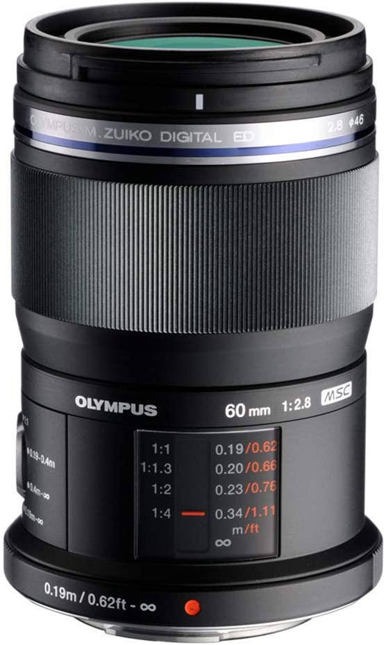 Olympus M.ZUIKO DIGITAL ED 60mm F2.8 Macro