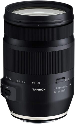 Tamron 35-150mm F/2.8-4 Di VC OSD For Canon EF
