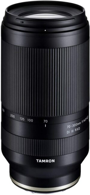 Tamron 70-300mm F/4.5-6.3 Di III RXD For Sony E