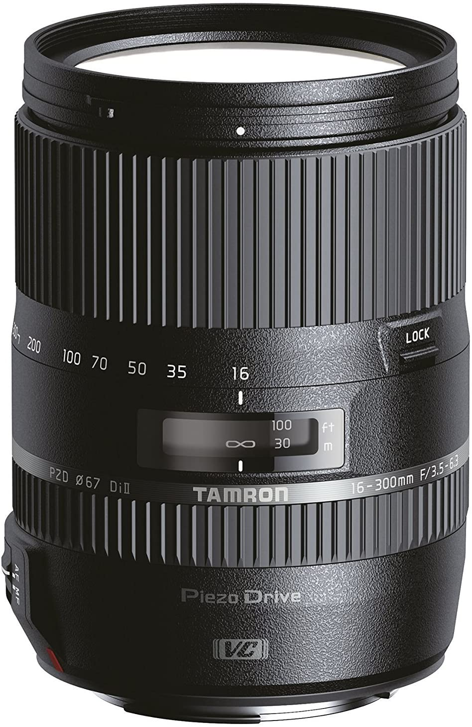 Tamron 16-300mm f/3.5-6.3 Di II VC PZD For Nikon F