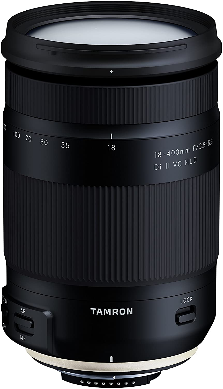 Tamron 18-400mm F3.5-6.3 Di II VC HLD For Nikon F