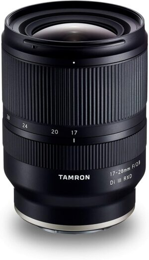 Tamron 17-28mm f/2.8 Di III RXD For Sony E
