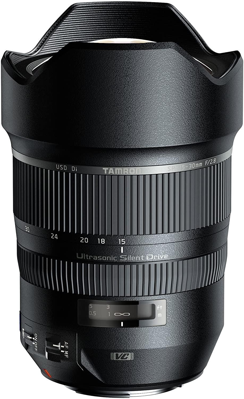 Tamron SP 15-30mm F2.8 Di VC USD For Nikon F