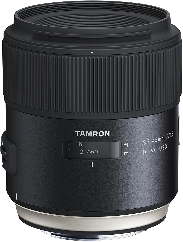 Tamron SP 45mm F1.8 Di VC USD For Nikon F