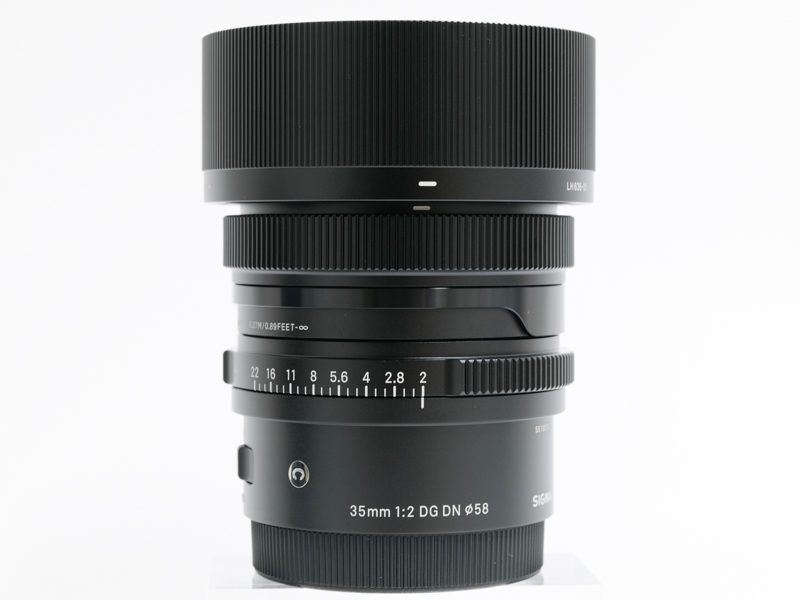 Sigma 35mm F2.0 DG DN | Contemporary For Panasonic L