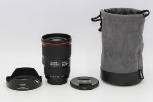 Used - Canon EF 16-35mm f/4L IS USM Ultra Wide Angle Lens